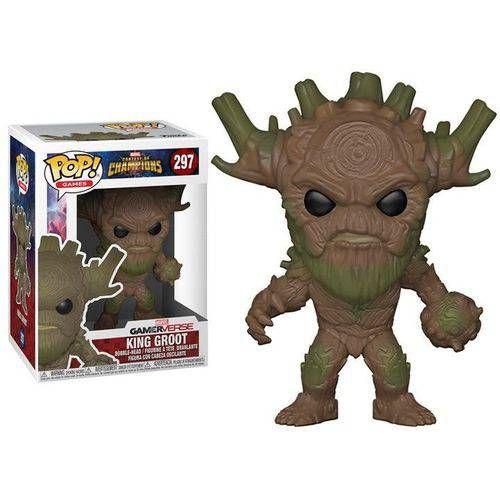 Pop King Groot