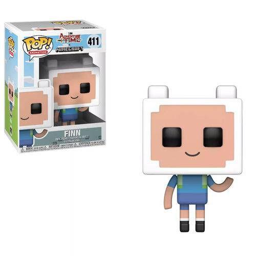 Pop Finn Minecraft: Adventure Time