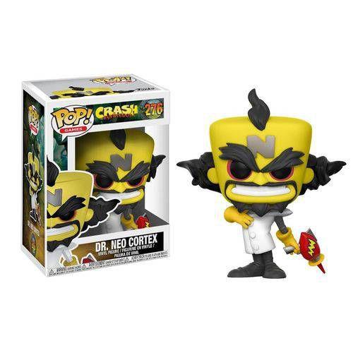 Pop Dr. Neo Cortex: Crash Bandicoot