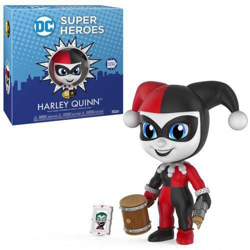 Funko Star 5 Harley Quinn: Dc Super Heroes