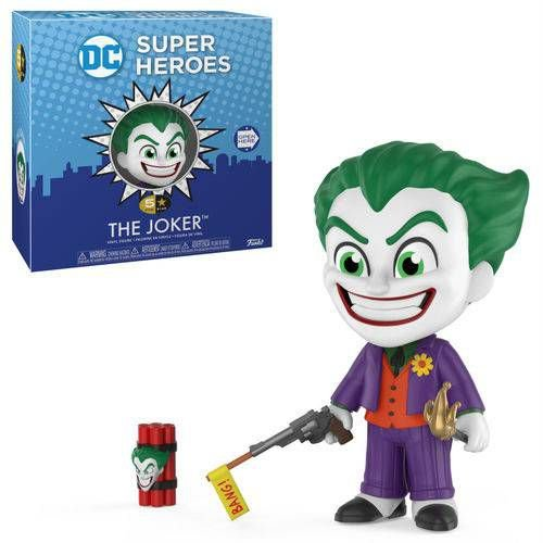 Funko Star 5  The Joker: Dc Super Heroes