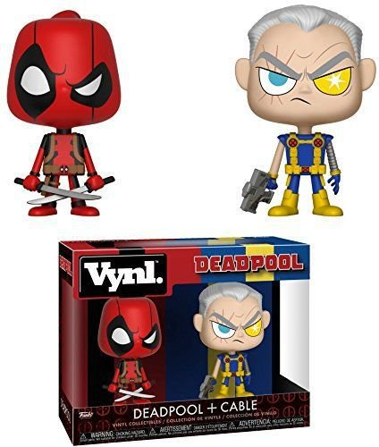 Funko Vynil Deadpool & Cable: Marvel Comics