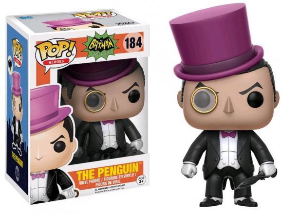 Pop The Penguin: Batman