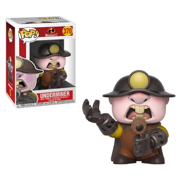 Pop Underminer : Incredibles 2