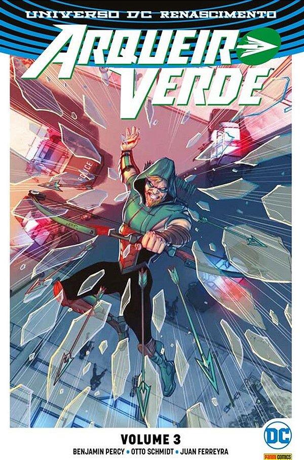 Arqueiro Verde - Volume 3