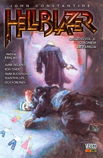 Hellblazer: Origens - Volume 6