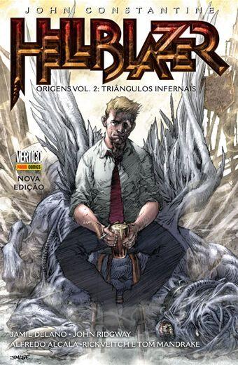 Hellblazer: Origens - Volume 2