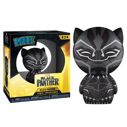 Funko Dorbz Black Panther 424