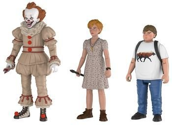 Action Figure Pennywise, Beverly e Ben : IT