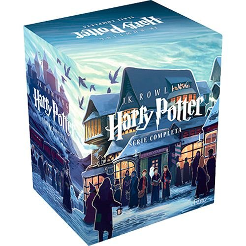 Harry Potter Box - Série Completa