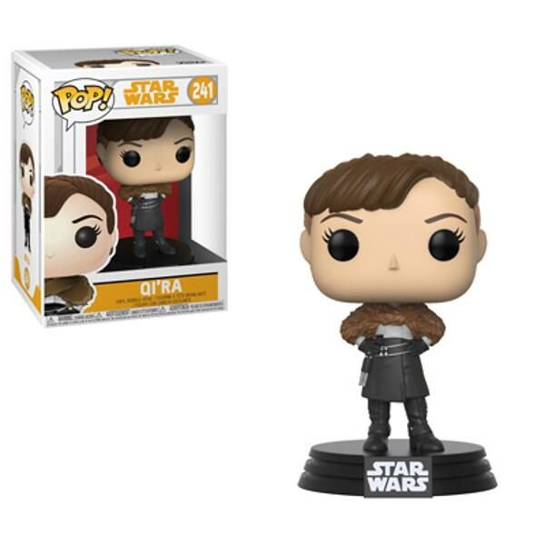 Pop Qi'ra: Star Wars
