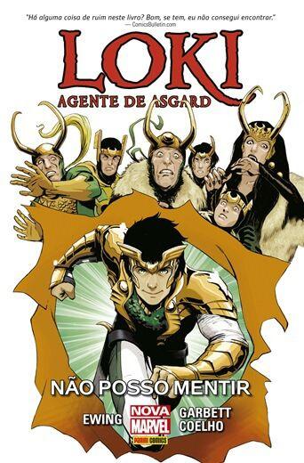 Loki: Agente de Asgard