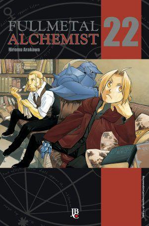 Fullmetal Alchemist - Edição 22