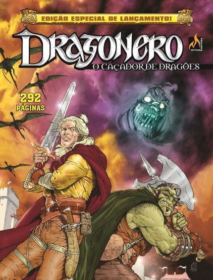 Dragonero : O Caçador de dragões