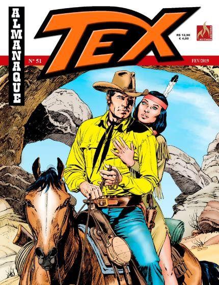 Tex Almanaque - Edição 51