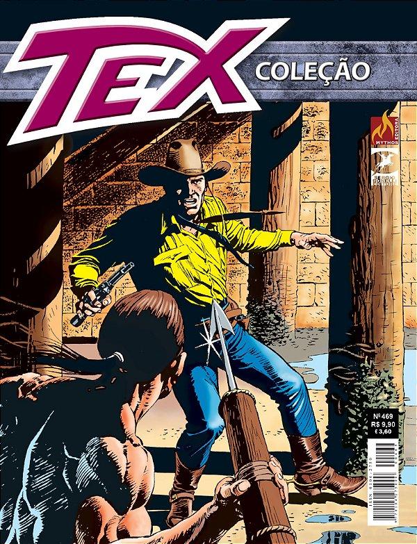 Tex Coleção: Os Contrabandistas