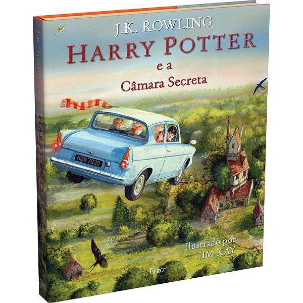Harry Potter e a Câmara Secreta: Edição Ilustrada