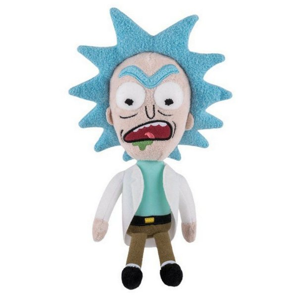 Funko Rick and Morty Plushies: Rick Nervous
