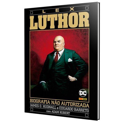 Lex Luthor: Biografia Não Autorizada