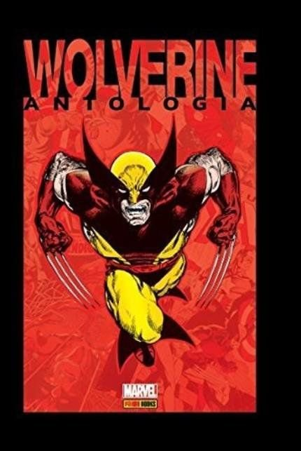 Wolverine Antologia