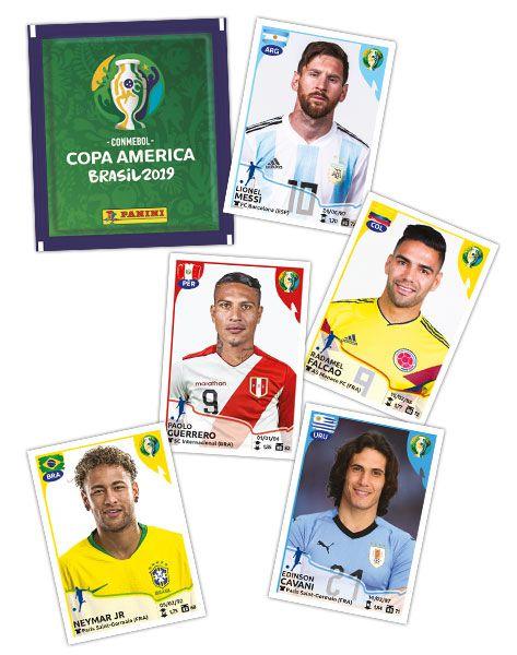 Envelope Conmebol Copa America
