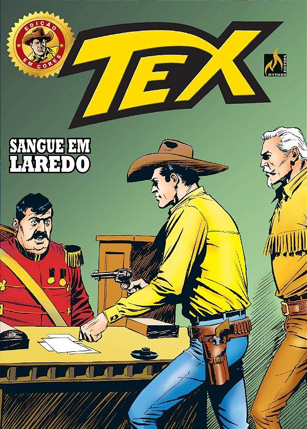 Tex: Sangue em Laredo