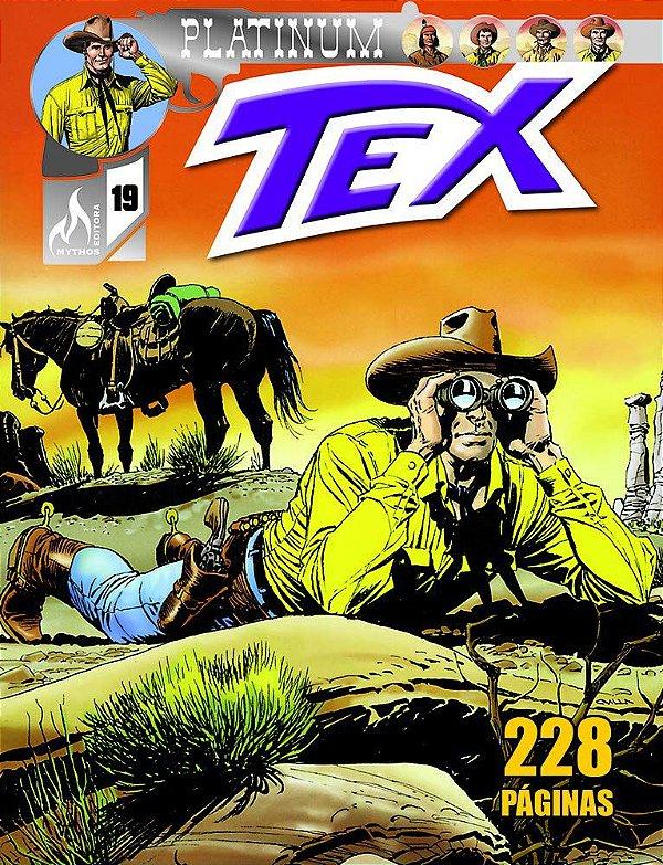 Tex: Platinum - Edição 19