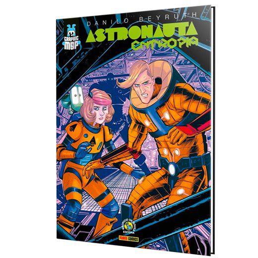 Astronauta - Entropia