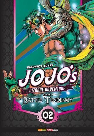 Jojo's Bizarre Adventure Parte 2 - Edição 2