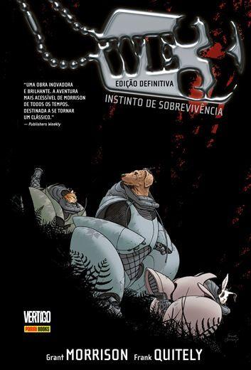 WE3 : Instinto  de Sobrevivência