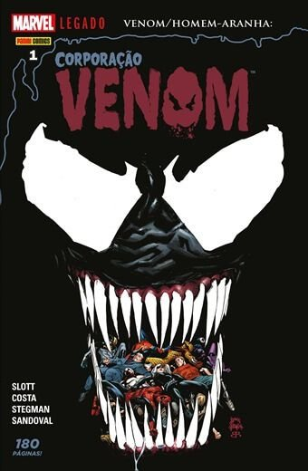 Corporação Venom: Edição 1