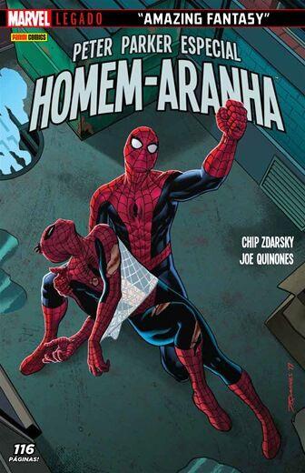 Homem-Aranha: Peter Parker Especial - Edição 1