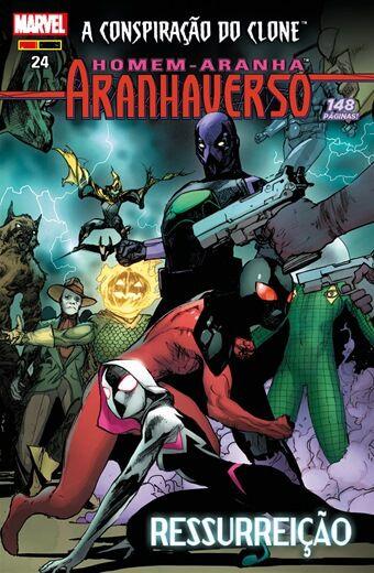 Homem-Aranha: Aranhaverso - Edição 24