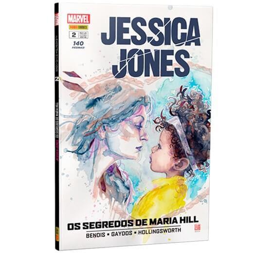 Jessica Jones : Os Segredos de Maria Hill - Edição 2