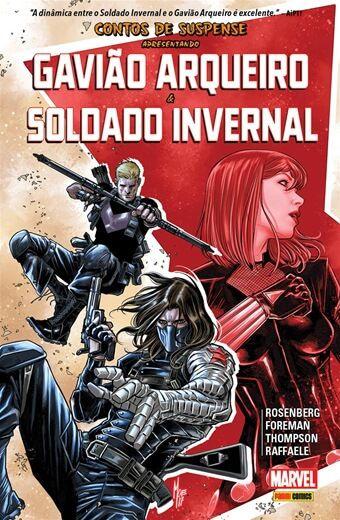 Gavião Arqueiro & Soldado Invernal: Contos de Suspense - Edição 1