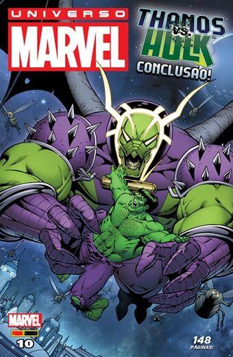 Universo Marvel - Edição 10
