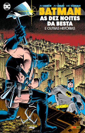 Batman - As Dez Noites da Besta e outras Histórias
