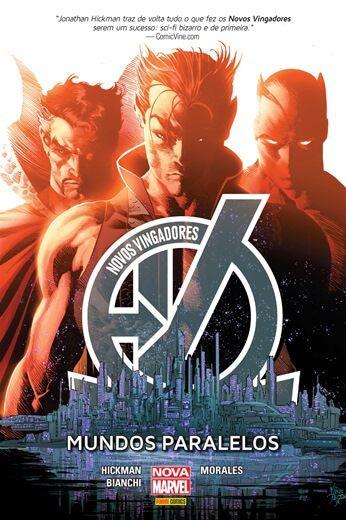 Novos Vingadores : Mundos Paralelos