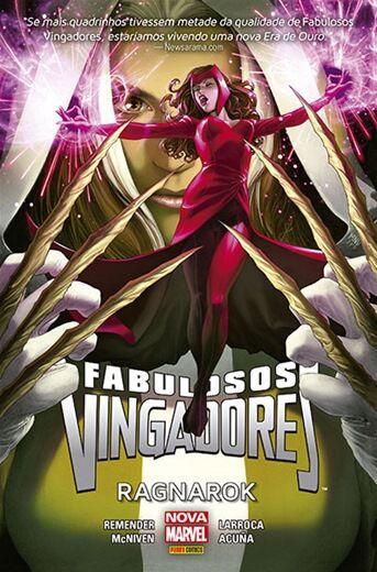 Fabulosos Vingadores:  Ragnarok