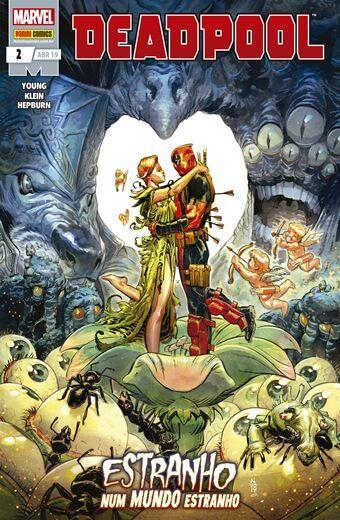 Deadpool - Edição 2: Estranho num mundo estranho