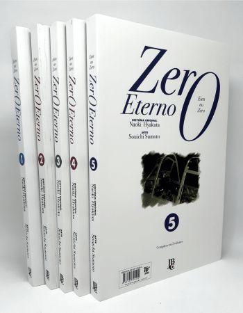 Box Zero Eterno - Volume 1 a 5