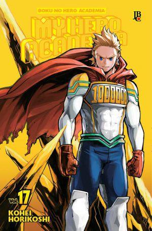 My Hero Academia - Volume 17