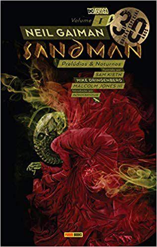 Sandman: Edição Especial De 30 Anos – Volume 1