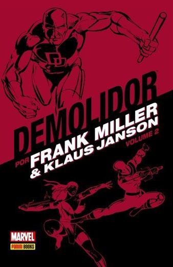 Demolidor por Frank Miller e Klaus Janson - Volume 2