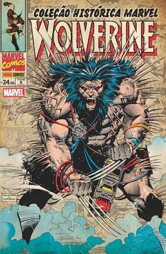 Coleção Histórica Marvel Wolverine - Volume 8