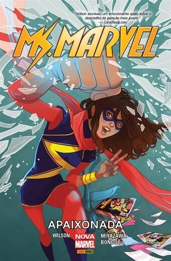 Ms. Marvel - Apaixonada