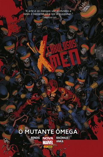 Fabuloso X-Men: Mutante Ômega