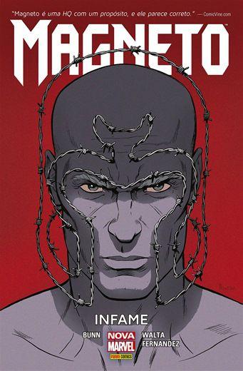 Magneto: Infame