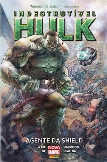 Indestrutível Hulk : Agente da Shield