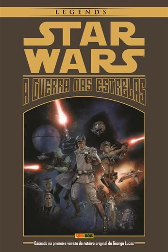 Star Wars Legends: A Guerra nas Estrelas